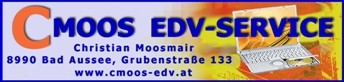 CMOOS EDV Service Christian Moosmair