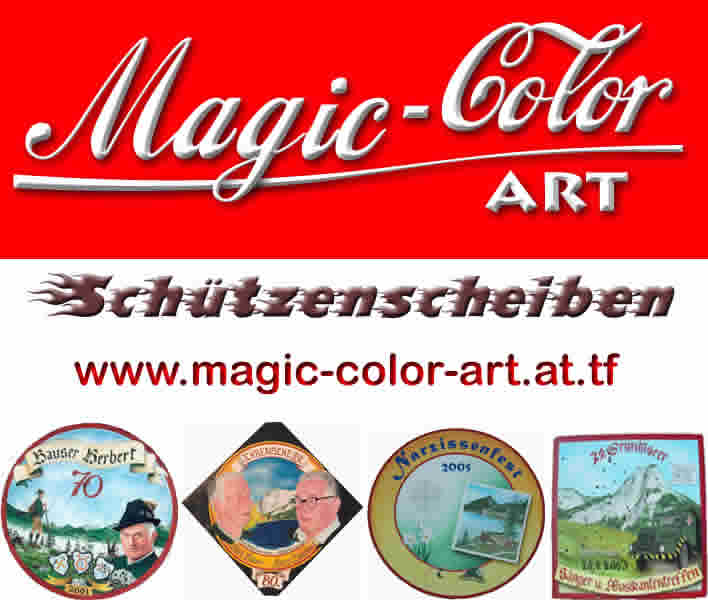 Magic-Color-Art the Art of Nikolaus Schafhuber